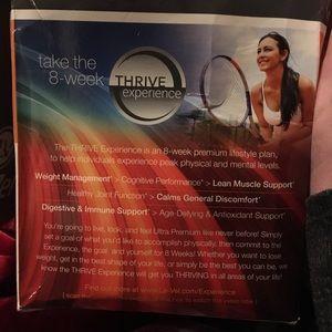 thrive Other - Thrive vanilla lifestyle mix